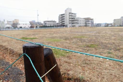 Image of vacant land survey and magnetic survey