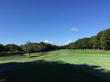 Golf course Golf course Hokkaido