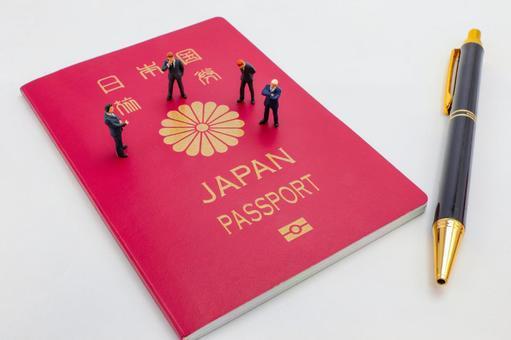 여권 사진 이미지