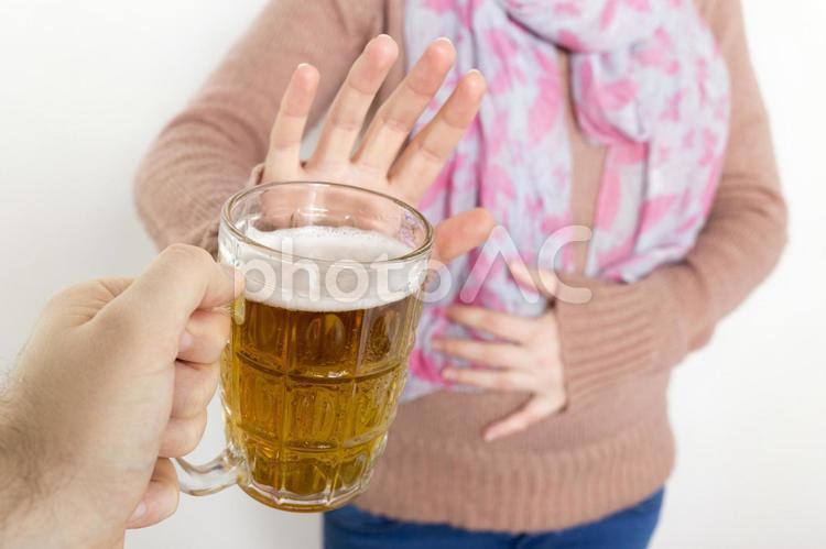 お酒を断る・断酒の写真