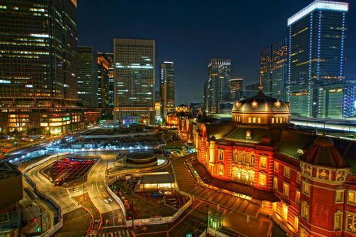Tokyo Station 3