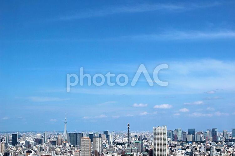 都市の眺望 東京3の写真