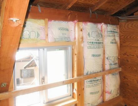 Reform new construction insulation