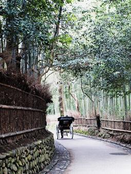 Scenery of Kyoto atmosphere Arashiyama