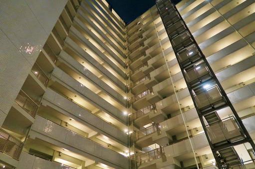 Night apartment 3