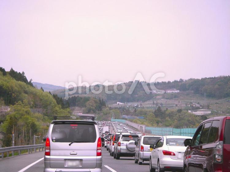 渋滞03の写真