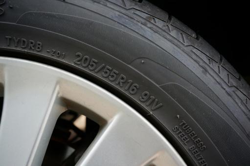 轮胎尺寸符号