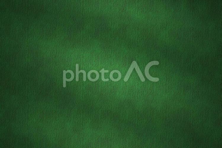 背景素材 ー ライトに照らされた水シボ牛革/緑/グリーンの写真
