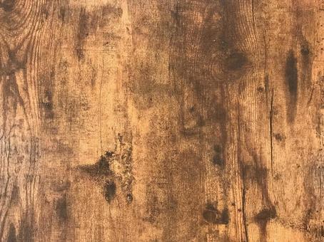 Antique wood grain material