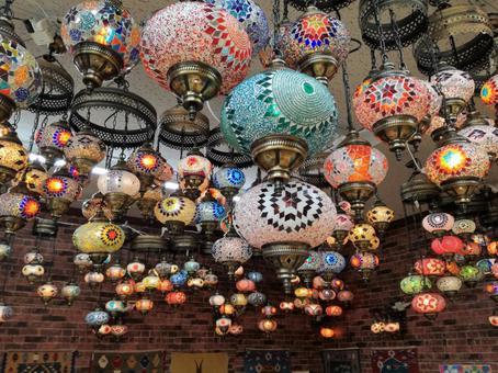 Turkish lamp ③