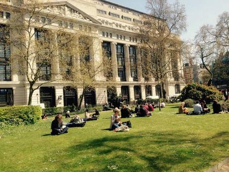 UK university landscape