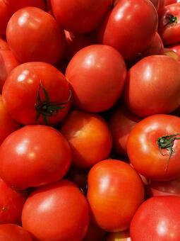 많은 토마토