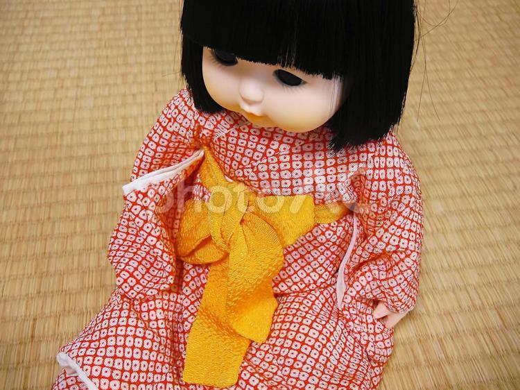 市松人形4の写真