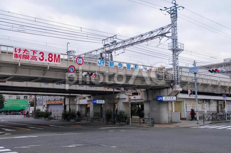 新今宮駅の写真