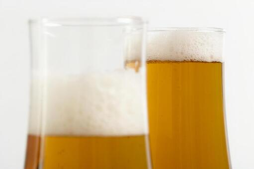 Glass beer 10