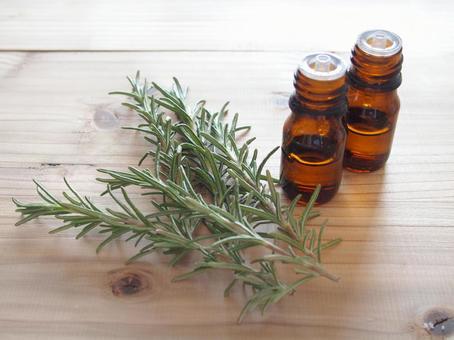 Aromatic oil (rosemary)