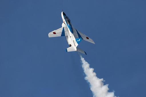 Air Self-Defense Force Blue Impulse aerobatics