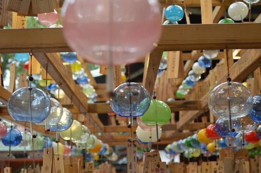 Kawagoe wind bell