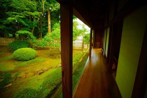 Corridor 1 at Yoshimatei 1