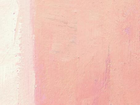 Oil on canvas texture pink [background material white canvas art art design cute]