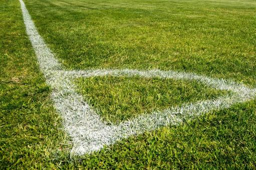 Soccer Ground Pitch
