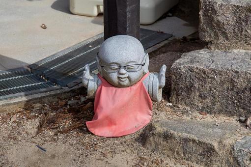 히로시마 관광 - 大聖院에 있던 지장 보살
