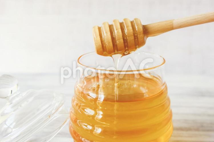 とろーり ハチミツの写真