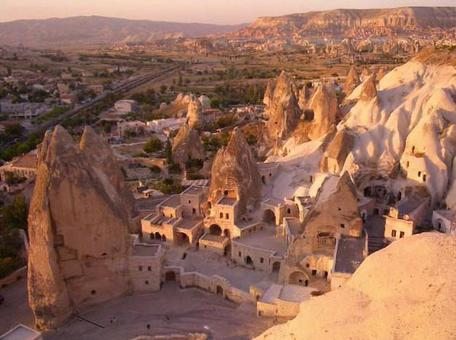 Turkey Cappadocia Goreme