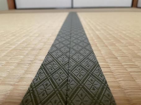 榻榻米邊緣