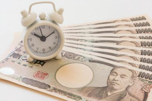 Money and time (time is money)