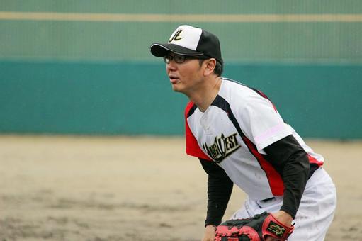 Person male baseball sports