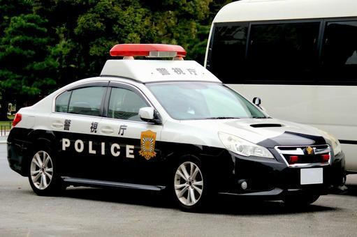 Metropolitan Police Department police car