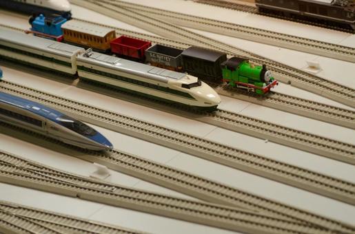 Shinkansen model 1