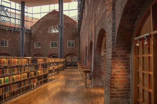 Sweden KTH Library 4