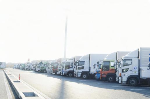 Parking on highway