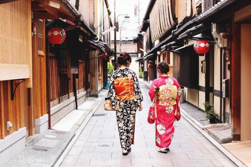 Kimono and Kyoto 4