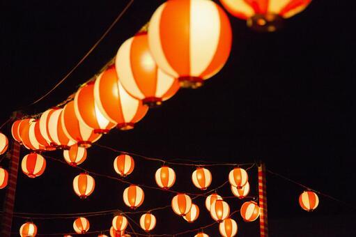 Summer festival lantern 6