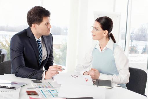 Discuss business team 6
