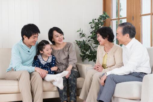 Talking third generation family 1