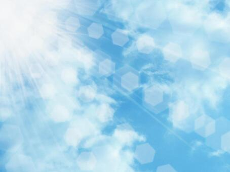 Sky and light background 02
