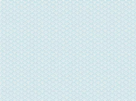 Japanese paper _ Qinghai wave pattern