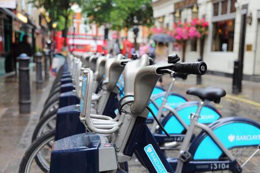 自行车存储2