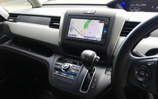 Car_inside the car