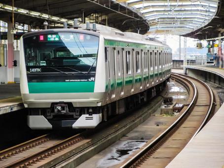 사이 쿄선 보통 열차