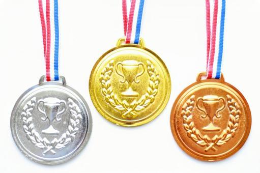 金银铜牌1