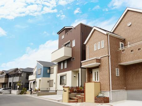 住宅獨立城市景觀