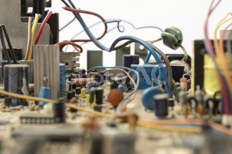 電子回路16の写真