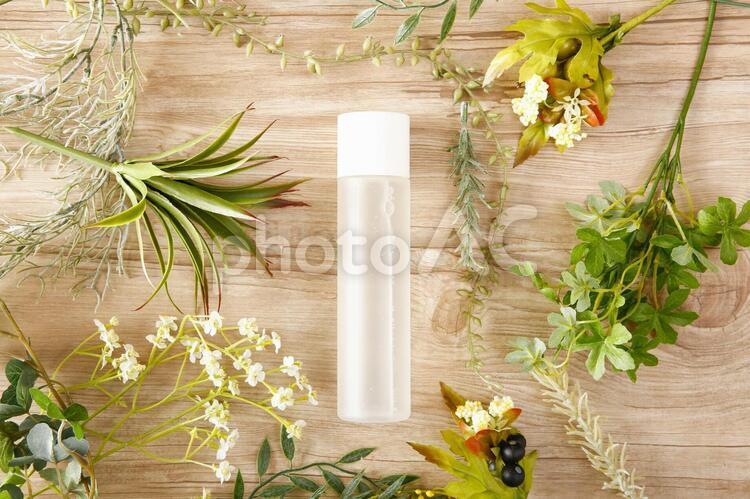 天然素材の美容用品の写真