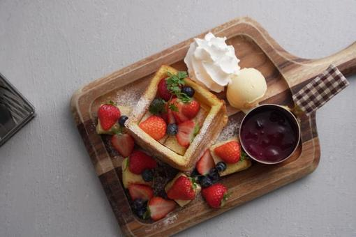 Strawberry french