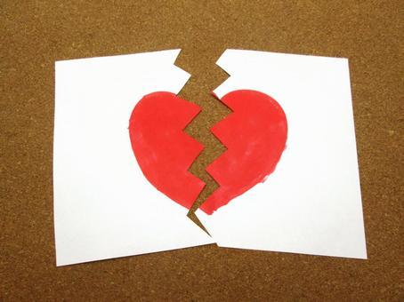 撕裂的心1